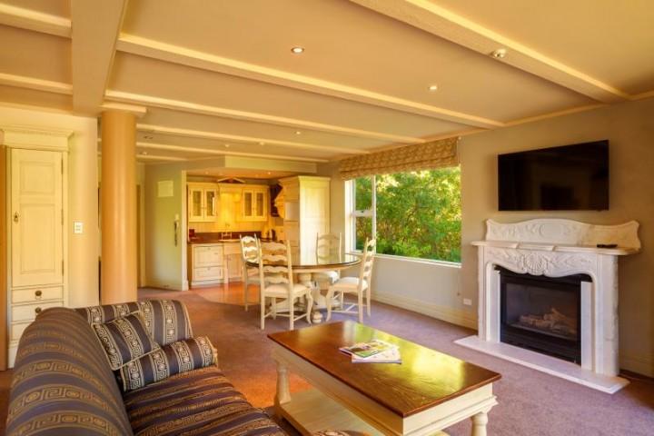 Executive River View Suite