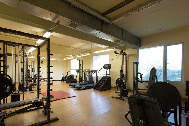 Gym/Squash